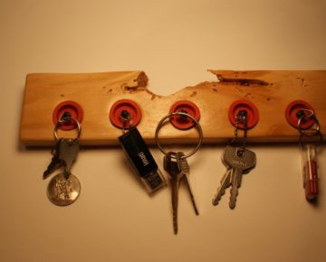 Key Ring - USB Stick Holder
